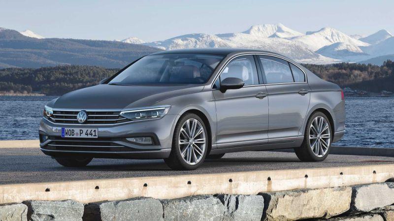 2019 VW Passat facelift debuts in Europe with plenty of tech