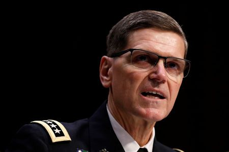 Talks with taliban in 'very, very early' stages: U.S. General