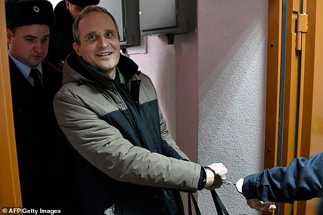 Danish Jehovah's Witness loses appeal against six-year jail term in Russia for being part of an 'extremist group'