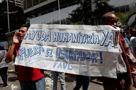 U.N. Warns against politicizing humanitarian aid in Venezuela