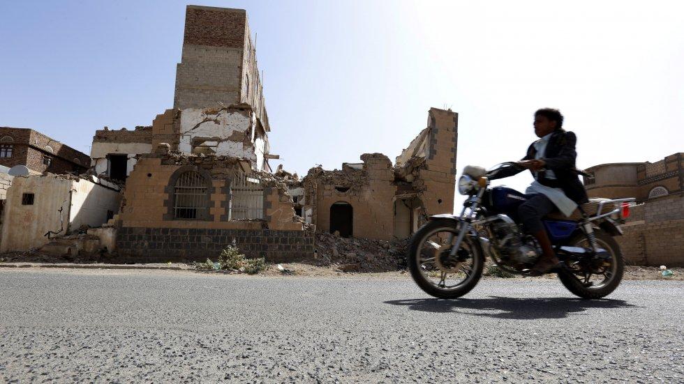 Amnesty International calls for halt to arms sales to Saudi-led coalition
