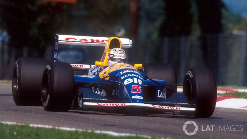 Nigel Mansell's F1 world championship car could be yours