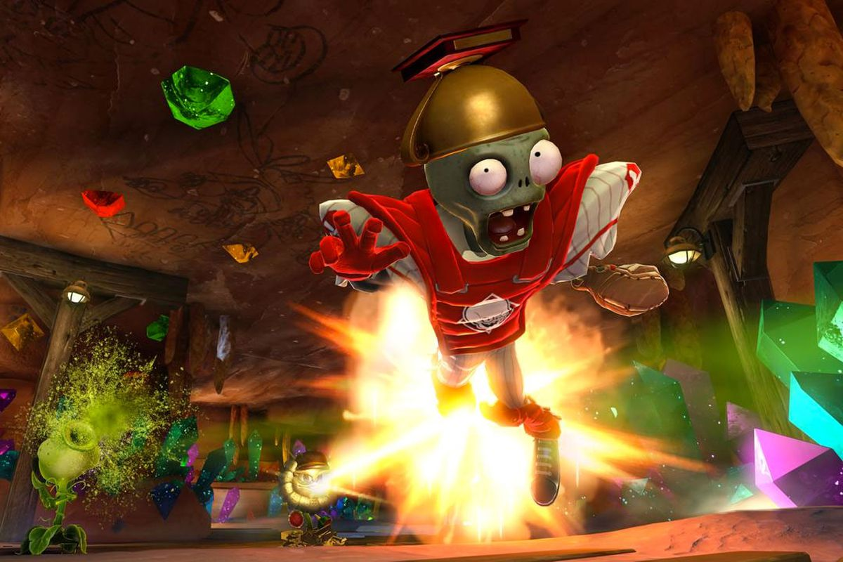 EA's not done with Need for Speed, Plants vs. Zombies — new games on the way