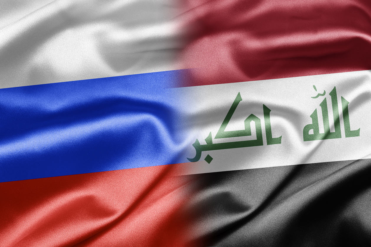 Russian ISIS fighters' children flown home from Iraqi capitalTheir fathers have been killed in combat and their mothers languish in prison