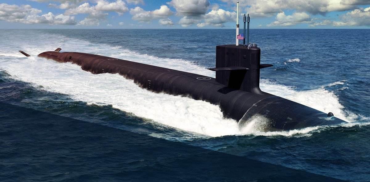 原创 首艘五代核潜艇低调开建,已经切割首块钢板,业内观察人士点评