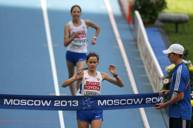 Russian race walker Kirdyapkina gets doping ban - CAS