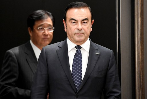 Nissan's ex-chairman vows to stay in Japan if bail is grantedCarlos Ghosn, who faces financial misconduct charges, insists he is innocent