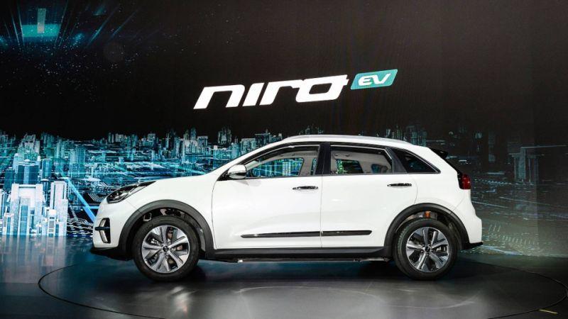 Kia e-Niro all sold out until 2020