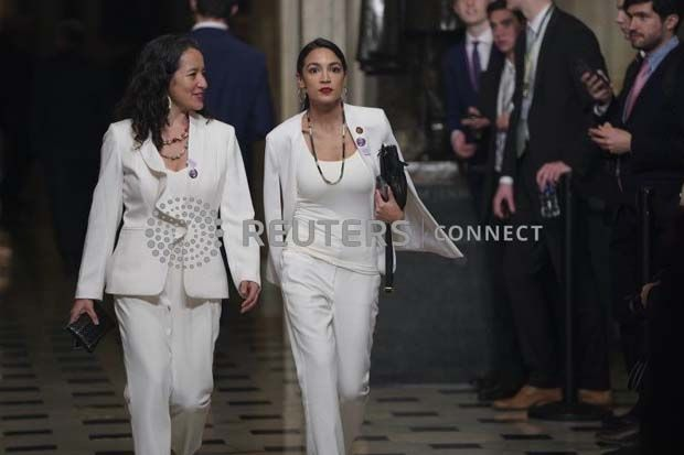 US banks weigh whether to embrace or avoid progressive firebrand Ocasio-Cortez