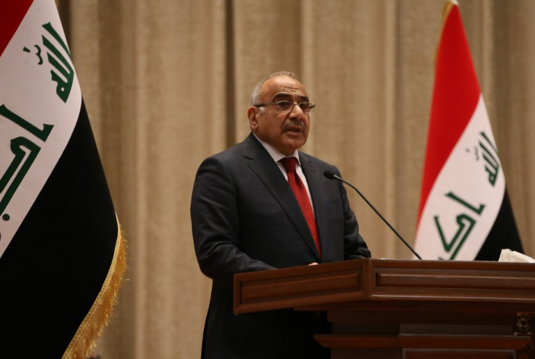 Iraq approves 3 new ministersDeadlock in parliament over several key ministries remains unresolved