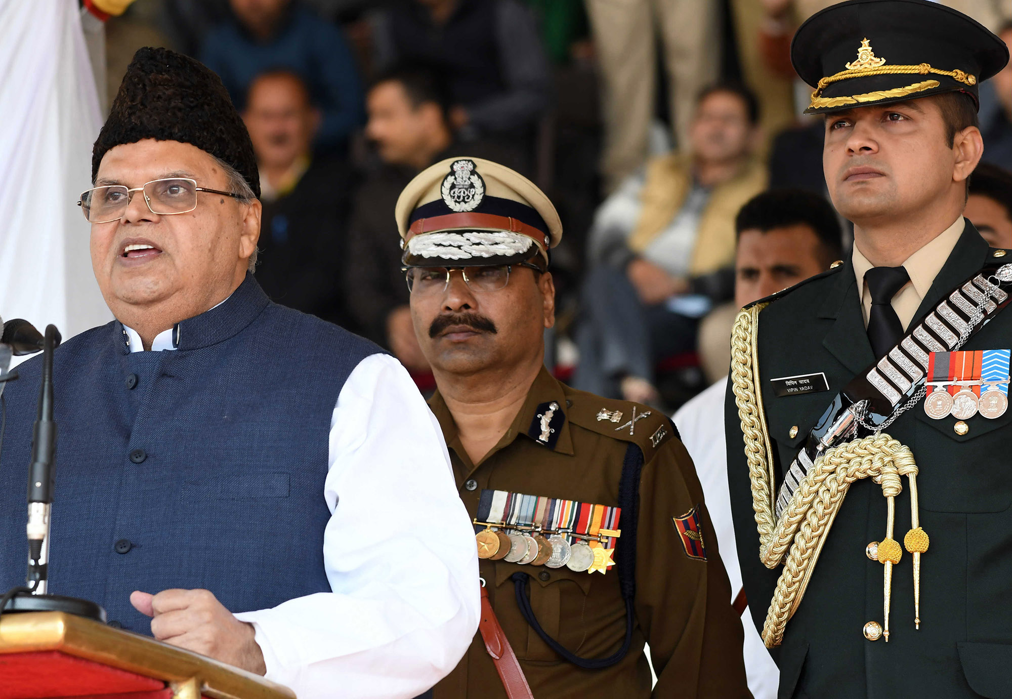 High drama as Governor dissolves Jammu & Kashmir assemblyThe move is seen as an attempt by the BJP to control the narrative in conflict-ridden Kashmir