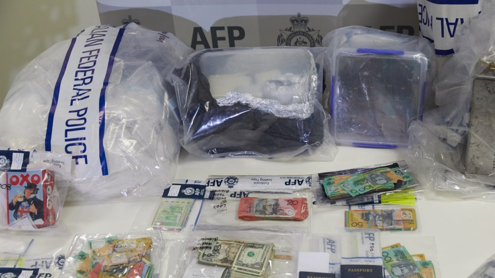 Mexican drug cartels are targeting Australia, say police after busting a record A$1.29 billion of meth in joint US-Australia investigation