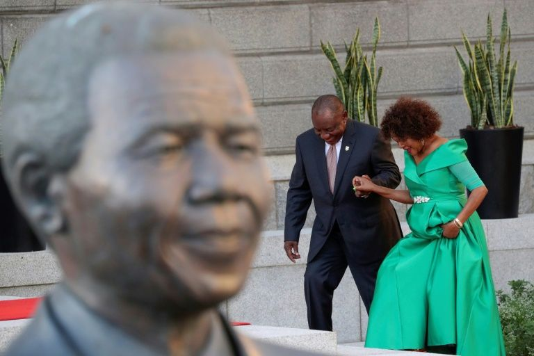 S.Africa President fires gun for May 8 election, vows growth