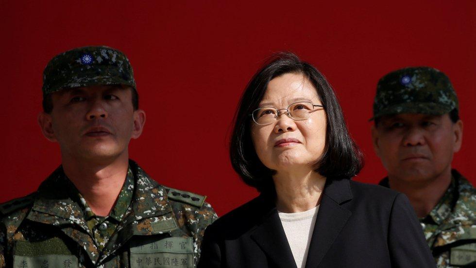 Republican US senators want to invite Taiwan President Tsai Ing-wen to address Congress