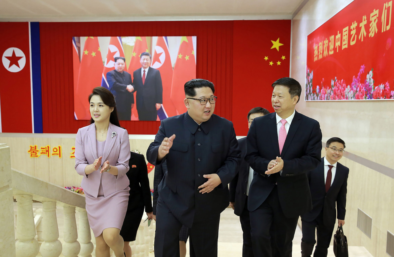 What China wants from North KoreaBeijing's desire for stability has played a bigger role than recognized in Kim Jong-un's volte-face decision to negotiate his nuclear position