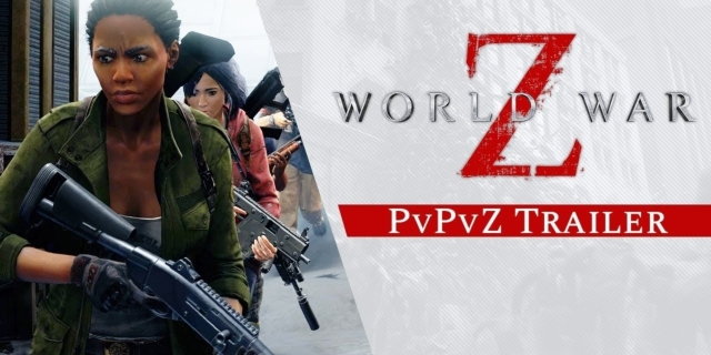 'World War Z' Studio Reveals a New PvPvZ Multiplayer Trailer