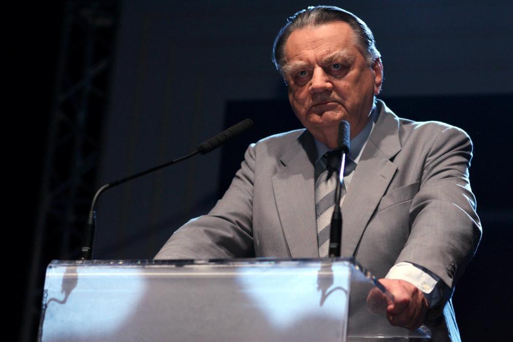 State TV: Poland's former prime minister Olszewski dies at 88