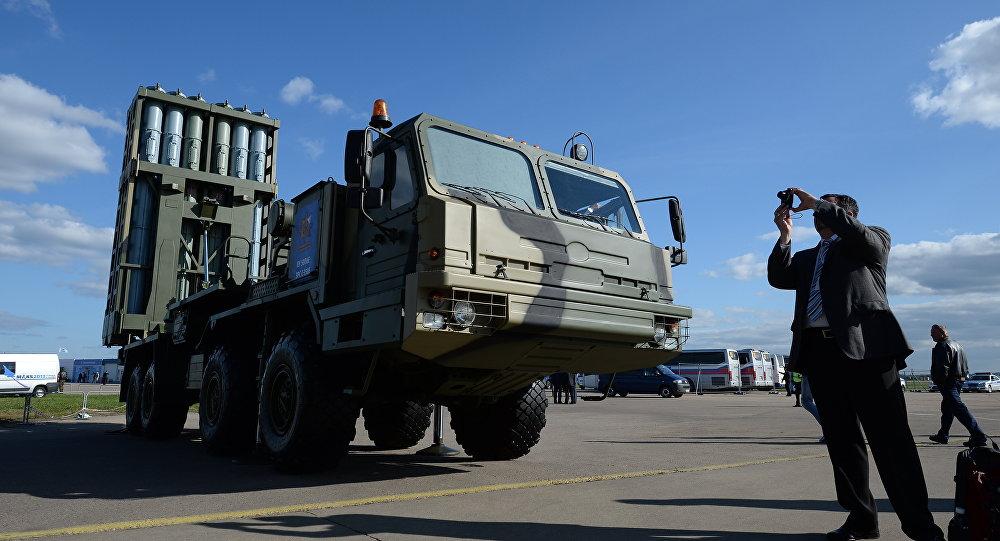 原创 俄罗斯防空体系中存在巨大短板,这型导弹研制成功将会顺利填补