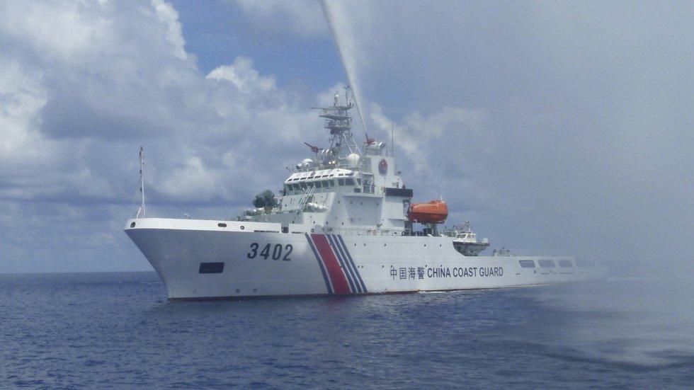 US shift on South China Sea 'grey zone' aggression signals stronger response ahead