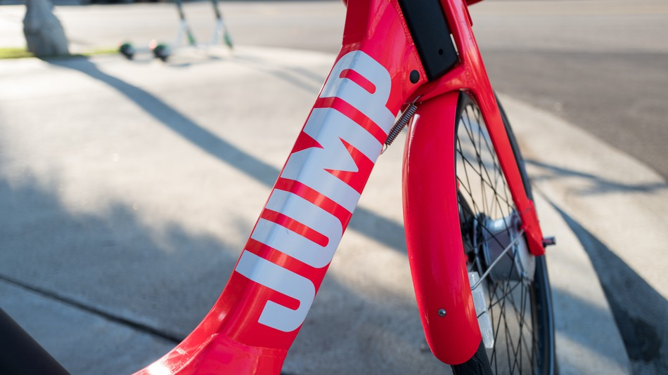After Uber bought Jump, people started riding bikes instead of ordering cars