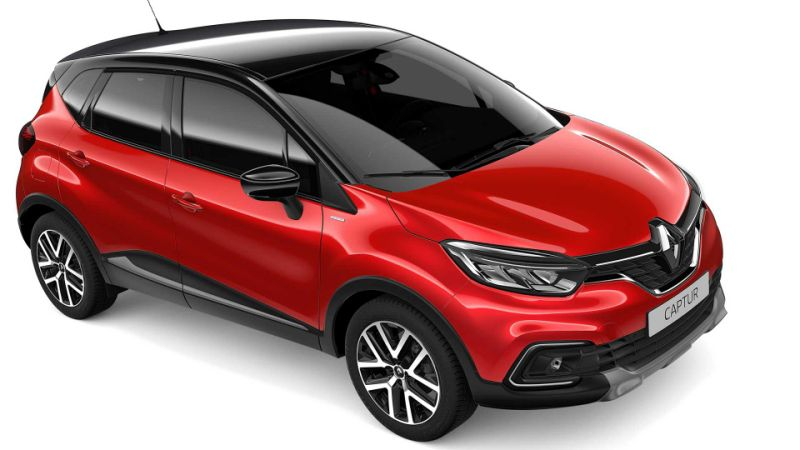 New Renault Captur S Edition on sale next month at £19,625