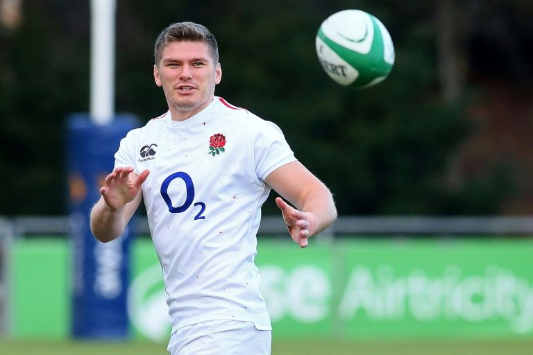 England captain Farrell wary of France threat in Six Nations