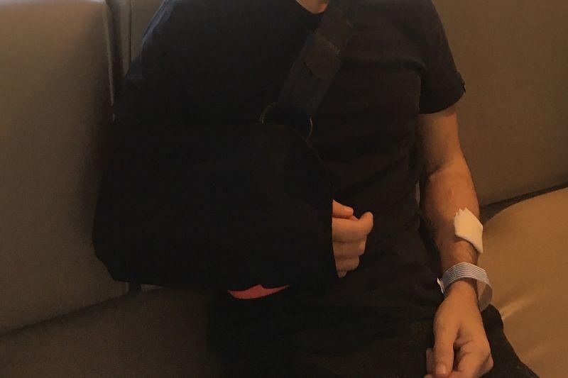 KTM MotoGP test rider Pedrosa could miss three months after surgery