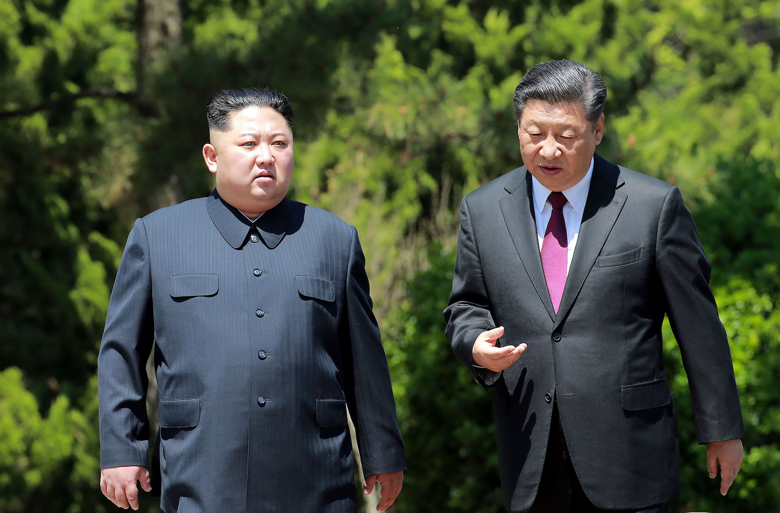 China, North Korea remain reluctant brothers in armsWhile Beijing has guided fast-moving developments on the Korean Peninsula, history shows it would be a mistake to view Pyongyang as its pliant client