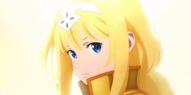 'Sword Art Online' Reveals Alice's English Voice Actor