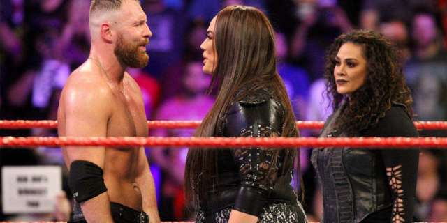 Dean Ambrose vs. Nia Jax Intergender Match Reportedly Not Happening