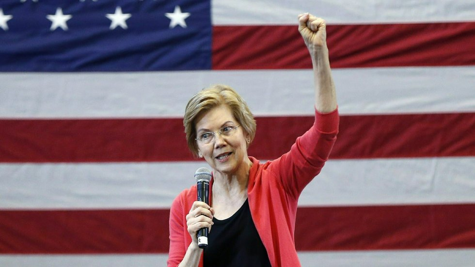 Democrat Elizabeth Warren kicks off 2020 run, hobbled by ancestry row