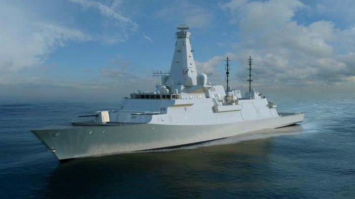 加拿大敲定采购并在本土建造以BAE 26型为蓝本的15艘护卫舰