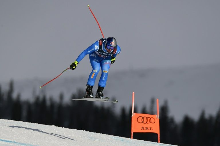Paris tops combined downhill, Pinturault with all to do