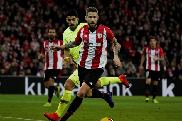 Barca made to sweat for draw by impressive Bilbao