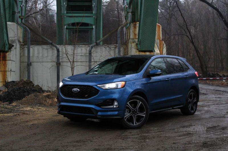 Review: The 2019 Ford Edge ST isn't the sporty SUV we wanted it to be
