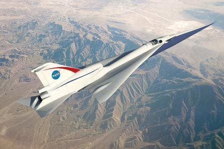 美国公开了什么神秘飞机?超音速项目会重返江湖,中国还没有同款