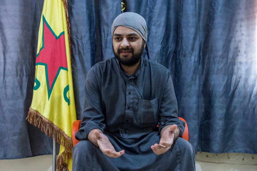 Canadian jihadist says IS foreign fighters 'hung out to dry'