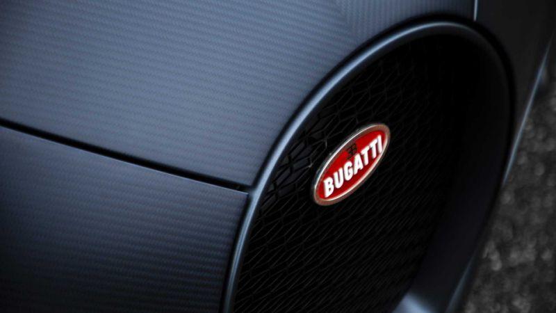 £13.9-million Bugatti one-off hypercar coming to Geneva?