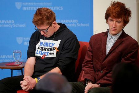For parkland survivors, a year of political gains and unresolved pain
