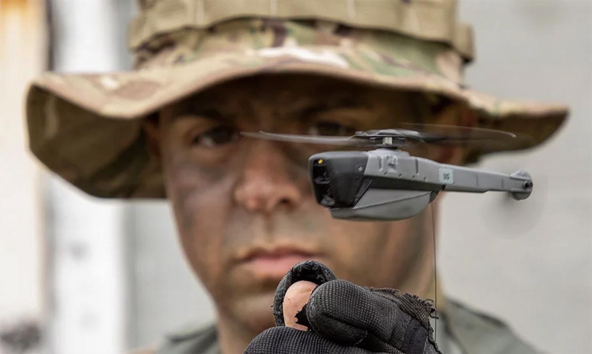 FLIR获美国陆军3960万美元订单,为军队提供微型无人机、增强空中侦查能力