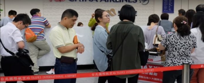 31 China Airlines flights aborted, hundreds of SG passengers stranded due to pilots' refusal to fly