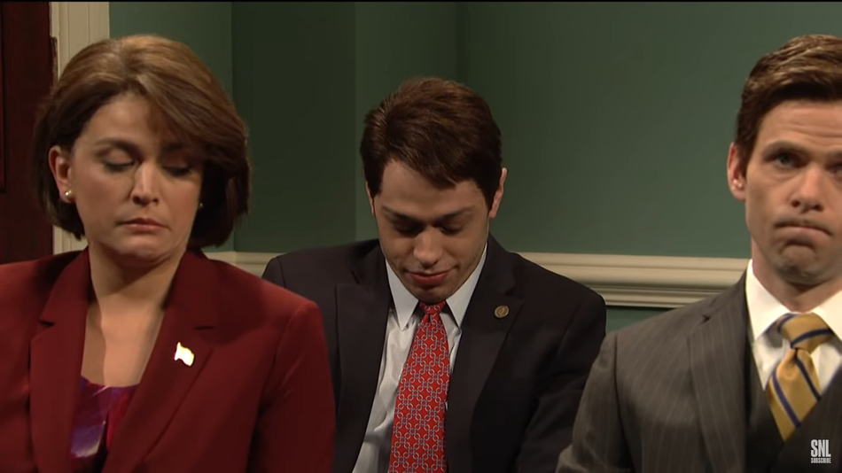 White confusion over blackface is the punchline in this 'SNL' sketch about Virginia