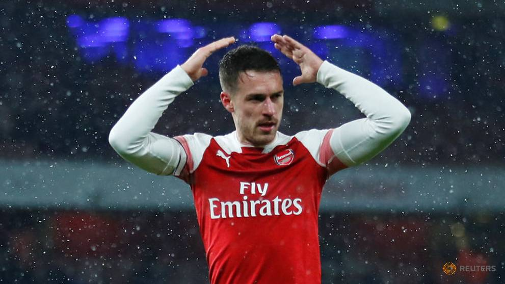 Arsenal's Ramsey signs Juventus pre-contract agreement - report