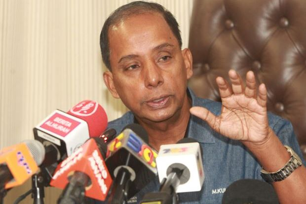 I can't get involved in Indira's custody case any more, says Kulasegaran