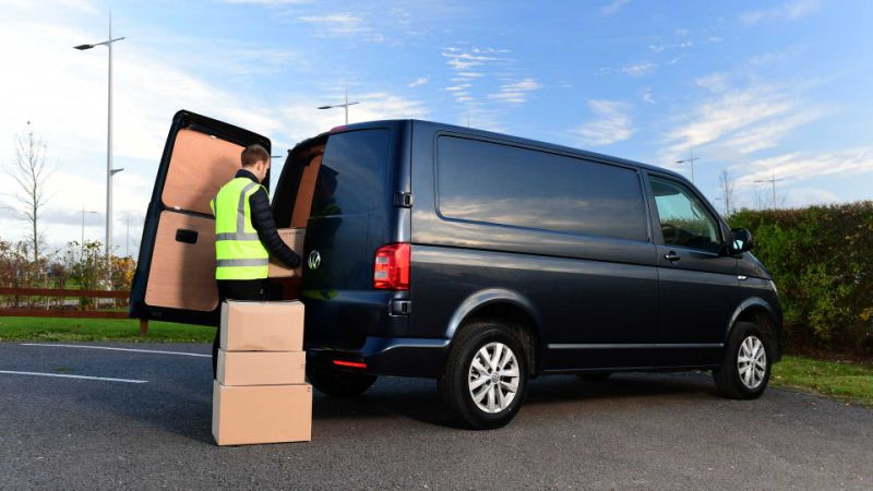 Most van drivers at risk with heavy loads
