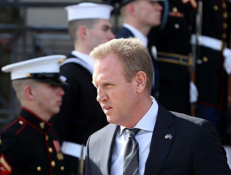 Acting pentagon chief makes surprise Baghdad visit