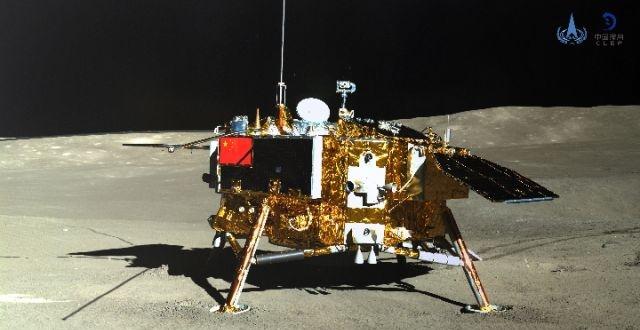 嫦娥四号进入第二个月夜休眠模式