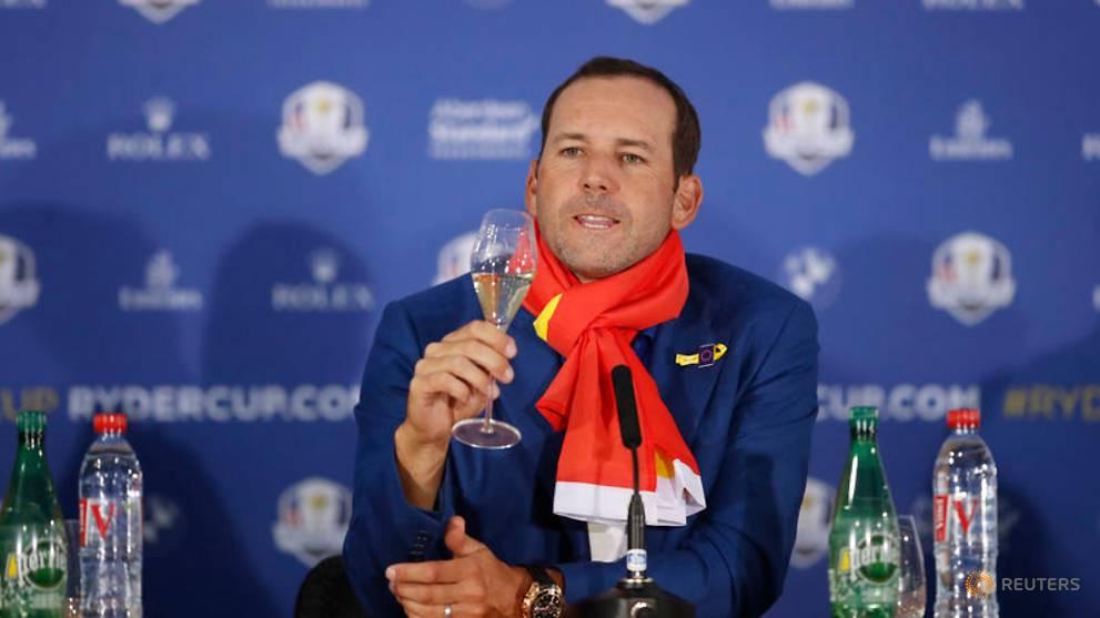 Golf: Garcia apologises for Saudi tantrum