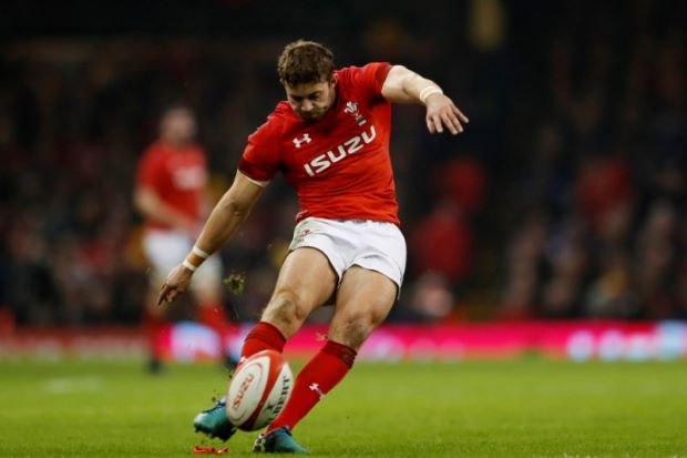 Rugby: Wales fullback Halfpenny ready to face England - Scarlets coach