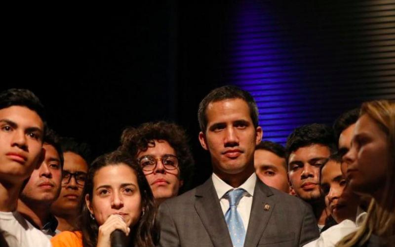 Venezuela's Guaido working to restore ties with Israel